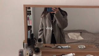 VLOG | 직장인 브이로그 | 일주일 일상 | 대관령…