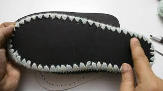 #SHOES#HAND MADE SHOES WITH CR…