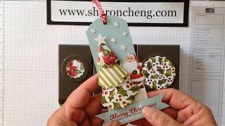 Iam Punch Art Christmas Tree Tutorial With Sharing Creativity And Company