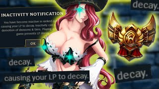 Mecayed Miss Fortune