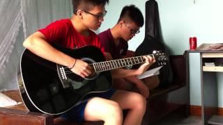 Buông tay - Tăng Nhật Tuệ *Guitar cover*