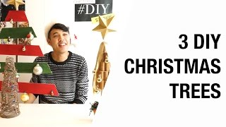 3 Ideas for a DIY Christmas Tree | Chictopia