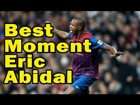 Best Football Moment of Eric Abidal