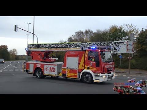 Erweiteter Löschzug der Feuerwehr Kelsterbach (mit KLF 500)