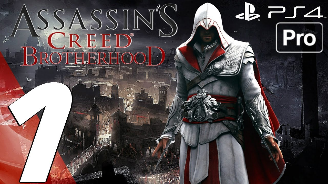 Assassin S Creed Brotherhood Remastered Gameplay Walkthrough