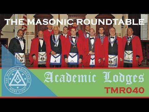 Episode 40 - Academic Lodges
