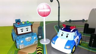 Мультики про машинки - Робокар Поли и игрушечные машинки