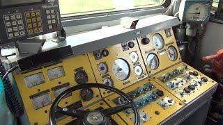 видео Тепловоз 2ТЭ116 | Тяговые электрические машины