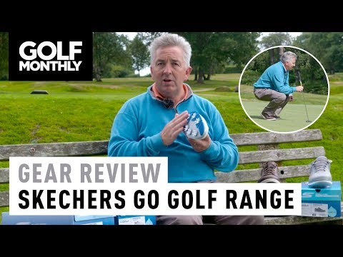 Skechers Go Golf Shoe Range Review