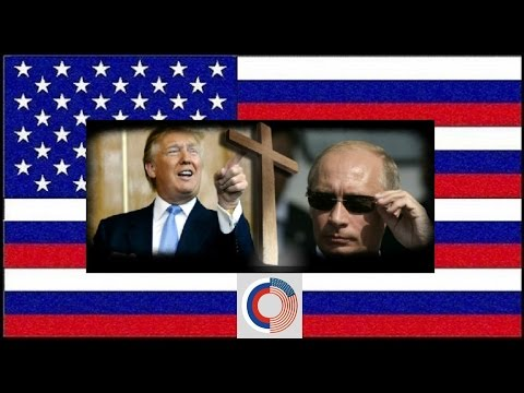 TrumPutin=Christian Anti-NWO Anti-WW3 ALLIANCE