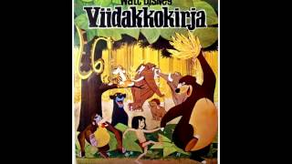 the jungle book other dialogue sound clips from original finnish dub 1968 2