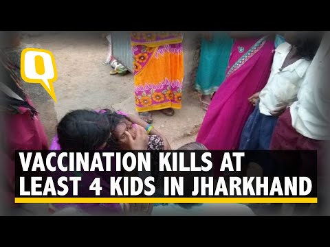 Four Infants Die in Jharkhand's Palamu After DPT Vaccination