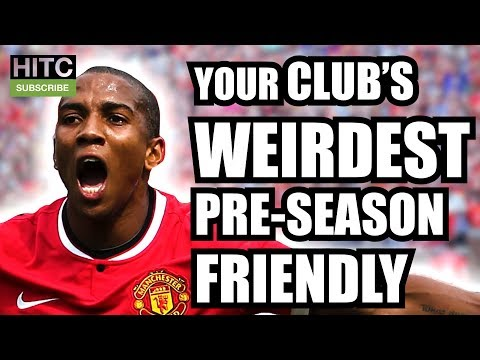 WEIRDEST EVER PRE-SEASON FRIENDLIES | Every Premier League Club