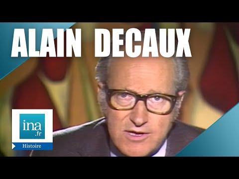 Alain Decaux : Louise Michel, La Vierge Rouge De La Commune   Archive INA