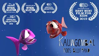 Kauwgombal - Roos Blufpand