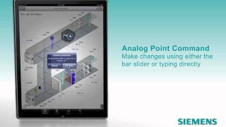Facility Prime App for iPad from Siemens Industry Inc, Building Technologies Overview