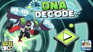 Ben 10 Omnitrix Glitch: DNA Decode - The DNA of your Aliens are Mixed Up (Cartoon Network Games)