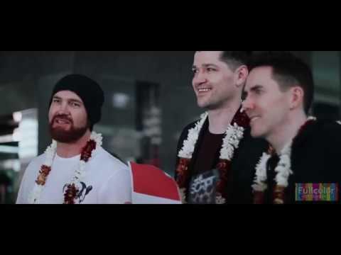 Pre-Concert Video of The Script 2018 (Jakarta)
