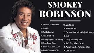 Smokey Robinson Greatest Hits - Best Songs Smokey Robinson Full Album 2021