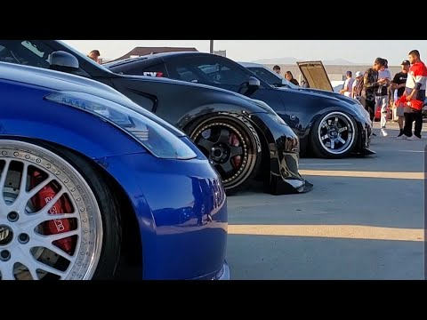 Zociety Meet Takes Over Nissan Dealer!