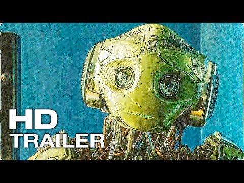 РОБО Русский Трейлер #2 (2019) Даниил Муравьев-Изотов, Владимир Вдовиченков Sci-Fi Movie HD