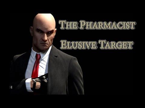 Hitman - The Pharmacist Elusive Target