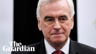 John Mcdonnell Says He Will Not Be Part Of Next Shadow Cabinet