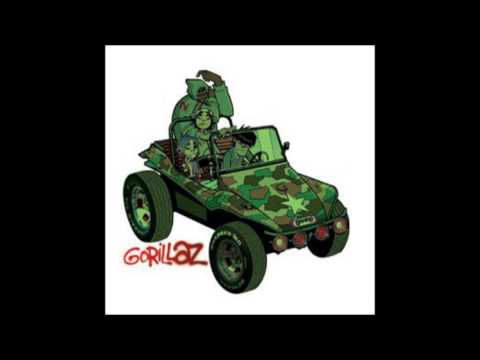 [HD] Gorillaz - Re Hash