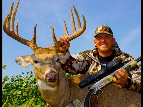 MidWest Muzzleloader Hunt! RedNeck Blinds! CVA! Hornady! Burris Optics!