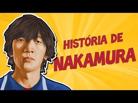 A EMOCIONANTE história de NAKAMURA