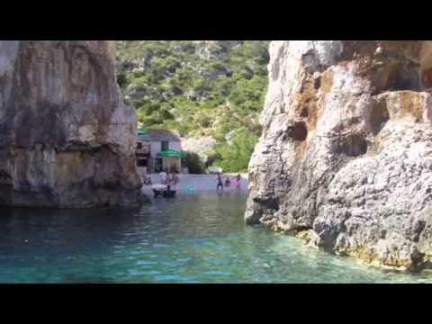 Natural Wonders - Stiniva beach Vis (Croatia)