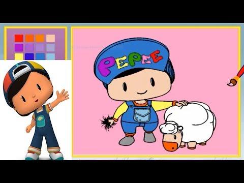 Pepe Boyama Oyunu Pepee Pepe Izle Pepe Oyunları Pepe çizgi Film