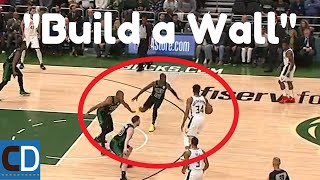 How The Celtics Locked Up Giannis In Game 1