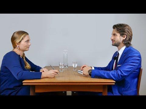 Vorstellungsgespräch Beispiel Dialog