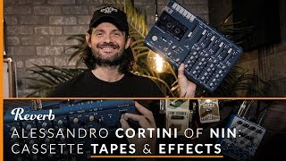 Alessandro Cortini of NIN: Using a Cassette Recorder as an Instrument | Reverb Interview