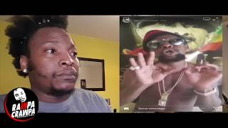 Was Jah Cure being Disrespectful To Producers  Djs Sound Man & Promoters ?