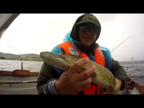 Lough Derg Pike Fishing - Killaloe 2019 - 4k