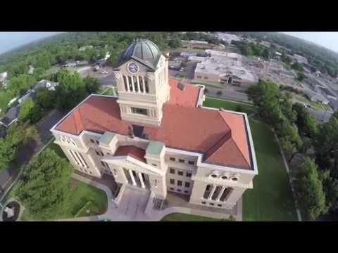 Navarro County Courthouse Rededication