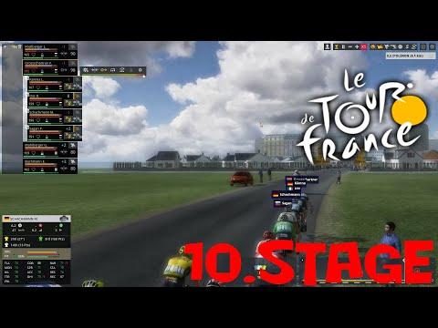 Pro Cycling Manager 2019 - Tour de France 2020 /10. Stage/ (SK/CZ) |