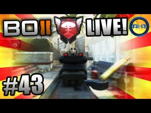 """☢ NUCLEAR 70+ KILLS!"" - BO2 LIVE w/ Ali-A #43 - Black Ops 2 Multiplayer Gameplay"