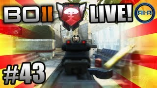 """""""☢ NUCLEAR 70+ KILLS!"""" - BO2 LIVE w/ Ali-A #43 - Black Ops 2 Multiplayer Gameplay"""
