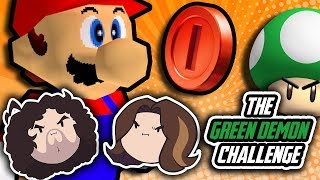 Super Mario 64 Green Demon Challenge: Third Times the Charm? - PART 3 - Game Grumps