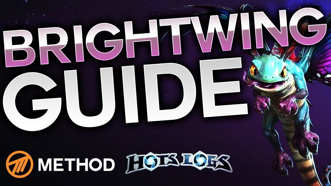 Brightwing Pro Guide With Method Pro Cursen Method Heroes Of The Storm Youtube Mcintyre hammer build & gameplay video updated 9/7/16. brightwing pro guide with method pro cursen method heroes of the storm