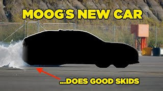 Moog's New Car (Does Good Skids)