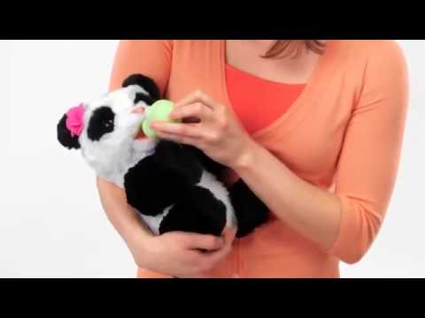 Интерактивная игрушка малыш Панда Pom-Pom