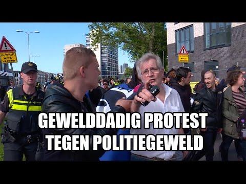 Politie heeft het niet zo op persvrijheid
