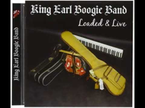 King Earl Boogie Band - Loaded & Live - 2009 - Blue Slate Slide - Dimitris Lesini Greece