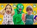 Maria Clara: Melhores Historias sobre Vírus Malvado para Crianças (Whash Your Hands) - MC Divertida