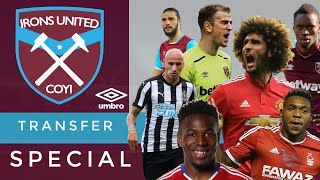 Transfer Special | Fellani | Shelvey | Traore | Irons United