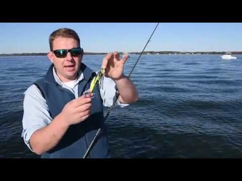 Light Tackle Jigging Tips For Striped Bass On The Chesapeake Bay